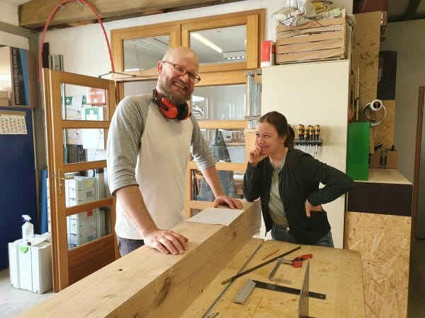 e5-tischler kurs duesseldorf-holzbearbeitung-massivholz-moebel selber bauen