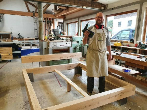 e6-tischler kurs holzbearbeitung-massivholz-moebel selber bauen